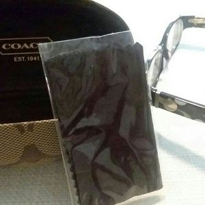 Coach Bernice eyeglasses with case
